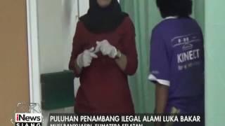 Puluhan Penambang Ilegal Alami Luka Bakar Karena Sumur Meledak  INews Siang 12/01