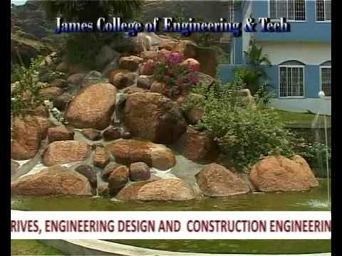 James College of Engineering and Technology video cover2