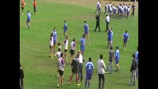 preview picture of video 'Ecole de rugby de Tulle contre EVMBO moins de 15 (film)'