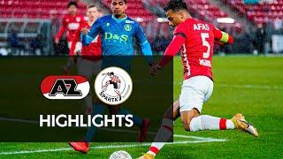 Highlights AZ - Sparta Rotterdam   Eredivisie