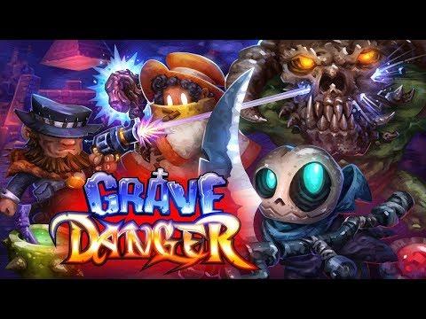 Grave Danger Official Trailer thumbnail