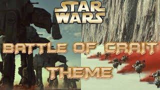 Star Wars Battlefront 2 (2017) - Battle of Crait Theme