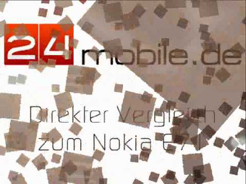 Youtube Video Nokia E72 Navi Edition Telekom Ware in grau