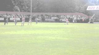 preview picture of video 'Welling v Charlton - Danny Green goal - 9th July 2011'