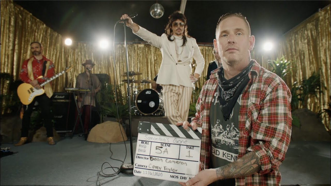 Corey Taylor - Samantha's Gone [OFFICIAL VIDEO]