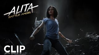 ALITA: BATTLE ANGEL | AMBUSH ALLEY CLIP | 2019