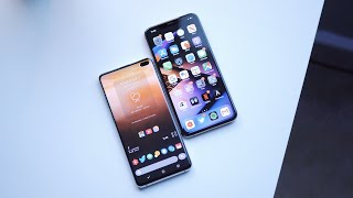 Samsung Galaxy S10+ vs Apple iPhone XS Max: Battle of the $1000 superphones