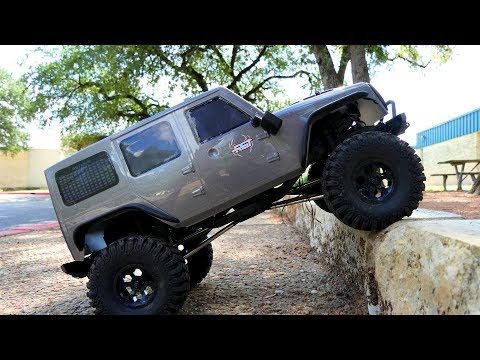 RC Crawler From RGT - Full Review