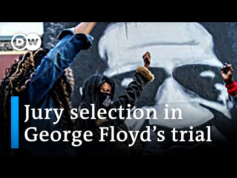 George Floyd's killing: Likely to be highest profile trial in Minnesota history | DW News