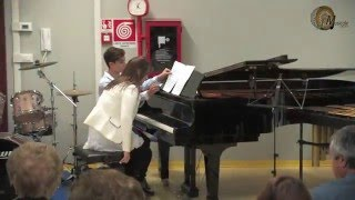preview picture of video 'Saggi liceo musicale L'Aquila - a.s 2013/2014 (quarta giornata)'