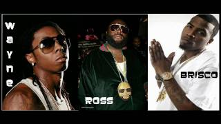 I'm A G - Rick Ross featuring Lil Wayne and Brisco w/Lyrics and Download Link