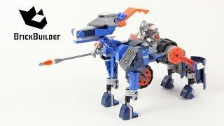 Lego Nexo Knights 70312 Lance's Mecha Horse - Lego Speed build