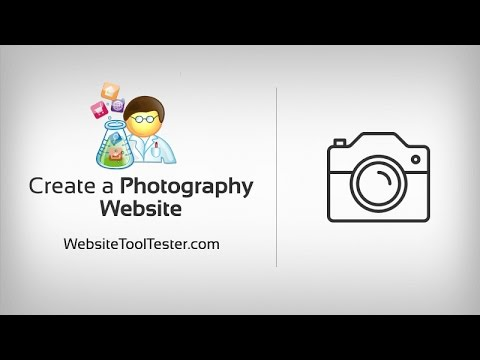 How To Create a Photography Website in 5 Easy Steps