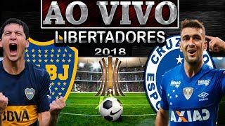 Caracas 0 x 2 Atlético-PR + Boca Juniors 2 x 0 Cruzeiro (IDA) 19/09/2018
