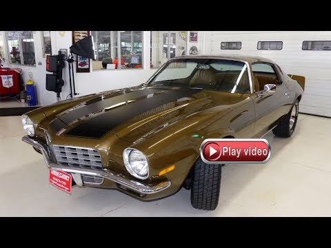 Video of '72 Camaro - QH03