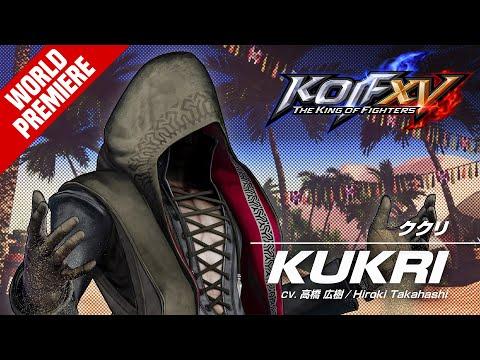 KUKRI?Trailer #29 de The King of Fighters XV