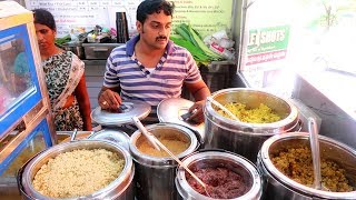 rs 70 Millet Meals | Healthy Food | Millet | Millet Shots | Hyderabad | Healthy Mix of Ingredients