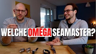 OMEGA SEAMASTER KAUFGUIDE | feat. Benedict @ALTHERR