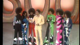 Buster Jones Interviews The Sylvers - Soul Unlimited Show 1973