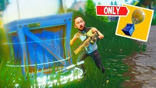 Supply Drop Only Challenge! | Fortnite