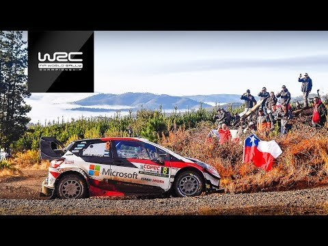 WRC - Rally Chile 2019: Wolf Power Stage Recap
