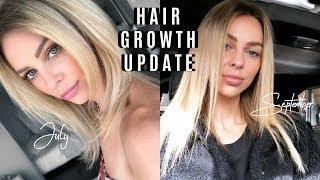 Hair Growth Update | MEL WEEKLY #72