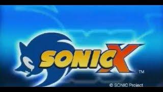 Sonic X: Intro (European)