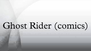 Ghost Rider (comics)