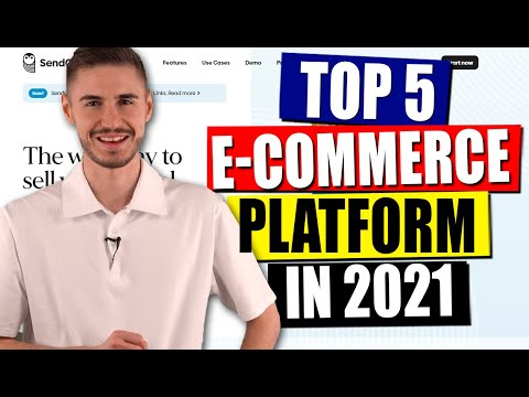 How to Make An Online Store 2021🔥