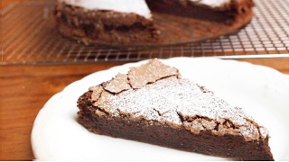 Gluten-Free Chocolate Cake | 4 Ingredients