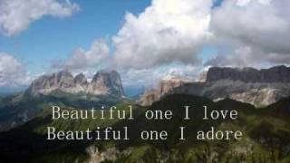 Beautiful One (With Lyrics) - By The Tree