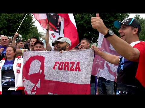 Robert Kubica: National Hero | Fan Films | 2019 Hungarian Grand Prix