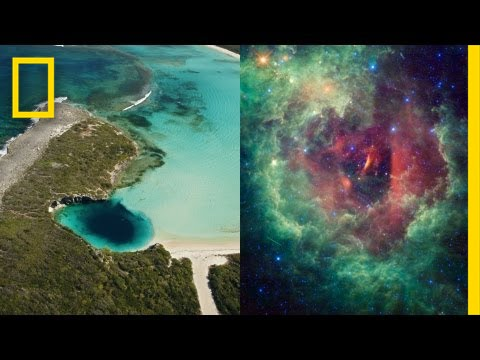 Mapping the Unknown, Part 3: Blue Holes and Dark Energy | Nat Geo Live thumbnail