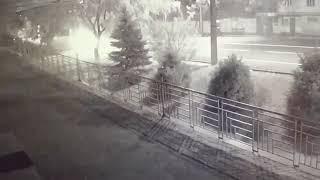 В Сети появилось видео крупного ДТП в Алматы