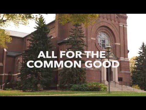University of St Thomas (MN) - video