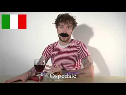 Aleman comparado con otros idiomas
