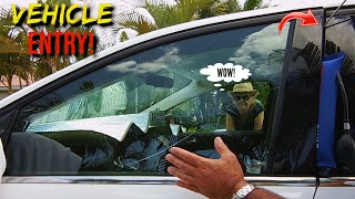 How To Get In Your Locked Car After Locking The Keys Inside. Find Out!