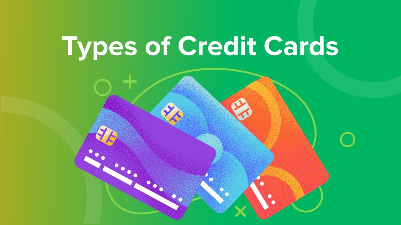 Kinds Of Credit Cards thumbnail