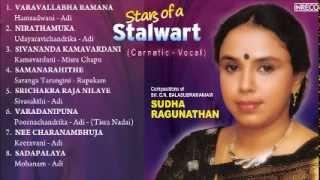CARNATIC VOCAL   SUDHA RAGHUNATHAN   STARS OF A STALLWART   JUKEBOX