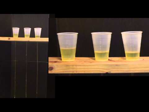 Water Experiment 2