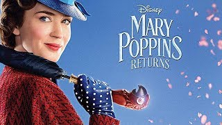 Gambar cover Mary Poppins Returns Soundtrack Tracklist