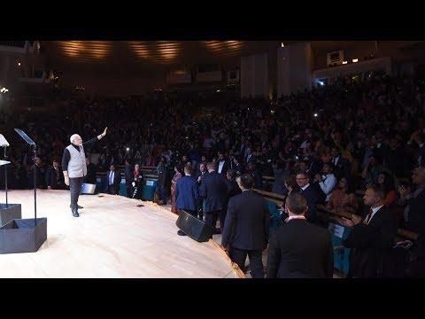 PM Shri Narendra Modi's speech at interacts with the Indian Diaspora, Stockholm University  Apr 17, 2018