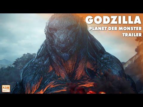 GODZILLA: Planet der Monster | TRAILER 2021 | Deutsch