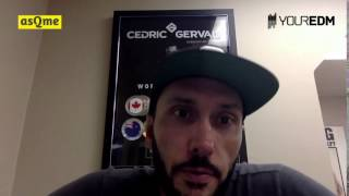 Cedric Gervais on his dream collaboration
