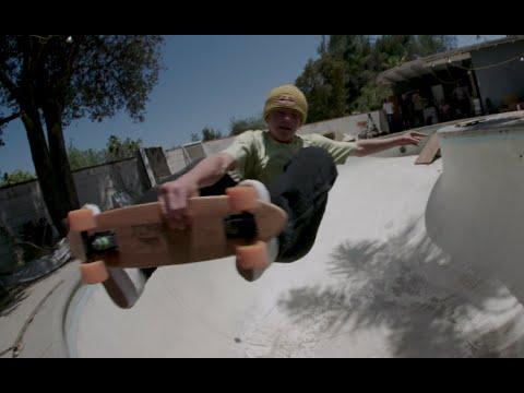 Backyard Barging 18 | Renegade Pool Skating CJ Collins, Tristan Rennie, Jesse Lindloff, Patrick Ryan