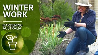 Winter Work To Get Your Garden Firing In Spring | DIY Garden Projects | Gardening Australia