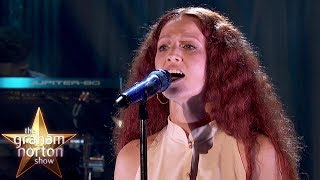 Jess Glynne Performs Ill Be There Live On The Graham Norton Show