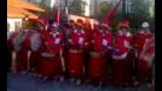 preview picture of video 'DIA DEL HINCHA-INFIERNO MURGUERO A FULL'
