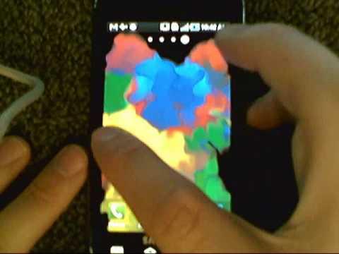 Video of Samsung Finger Paint Lite