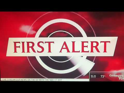 WVIT NBC Connecticut News at 4pm Open - 10/09/17 - смотреть онлайн